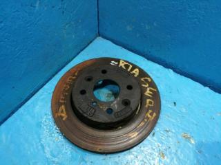 Запчасть диск тормозной передний Kia Sephia