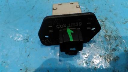Запчасть резистор печки Nissan Almera