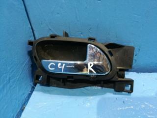 Запчасть ручка двери внутренняя правая Citroen C4