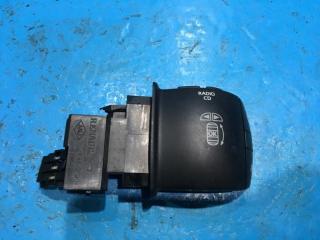 Переключатель магнитолы Renault Megane 3 2009