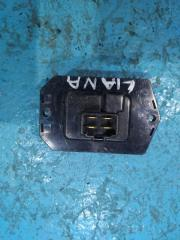 Запчасть резистор печки Suzuki Liana