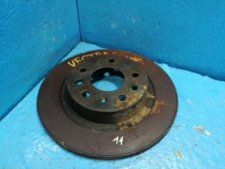 Запчасть диск тормозной задний Opel Vectra