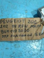 Запчасть датчик air bag Peugeot 206