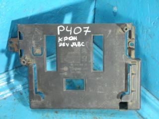 Запчасть кронштейн блока управления двигателем Peugeot 407