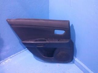 Запчасть обшивка двери задняя правая Mazda Mazda 3