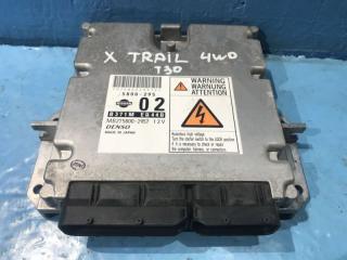 Запчасть блок управления двигателем Nissan X-Trail