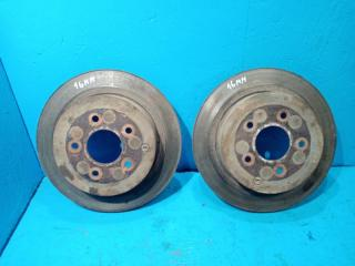 Запчасть диск тормозной задний Nissan Murano 2011