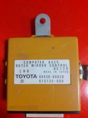 Блок управления зеркалами Toyota Land Cruiser