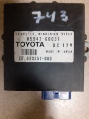 Блок управления Toyota Land Cruiser