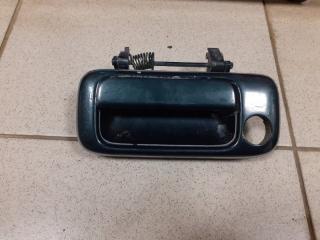 Ручка двери внешняя передняя левая Toyota Land Cruiser