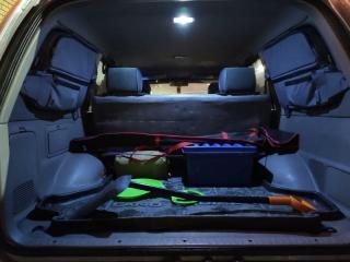 Сумка в багажник задняя Toyota Land Cruiser