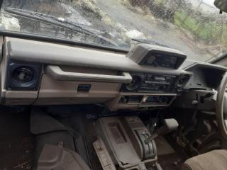 Торпедо комплект Toyota Land Cruiser Prado