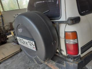 Калитка запаски задняя правая Toyota Land Cruiser