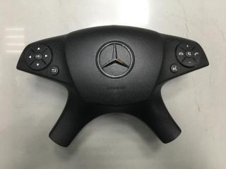 Подушка безопасности в руль Mercedes C class 2008