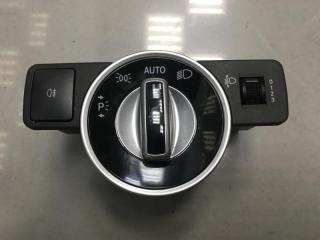Переключатель света фар Mercedes C class 2013