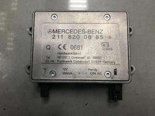 Блок электронный Mercedes E class 2007