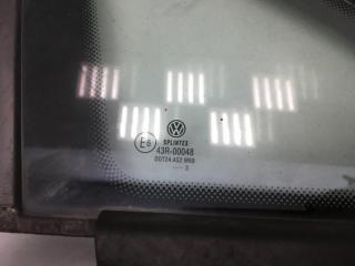 Стекло правое Volkswagen Touran 2003