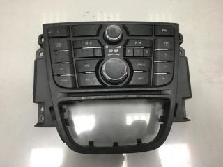 Панель управления магнитолой Opel Meriva 2010