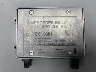 Блок электронный Mercedes E class