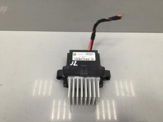 Резистор печки Chevrolet Cruze 2012