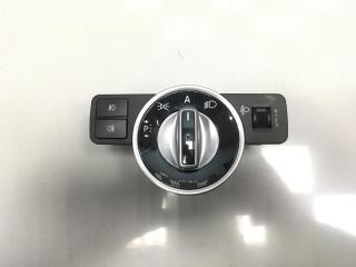 Переключатель света фар Mercedes C Class 2010