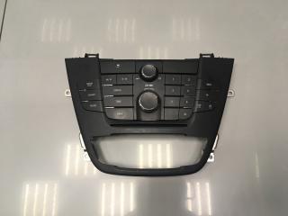 Панель управления магнитолой Opel Insignia 2013
