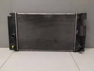 Запчасть радиатор охлаждения Toyota Auris 2010