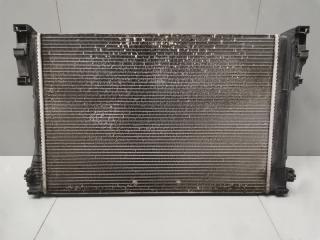 Радиатор охлаждения Mercedes C Class 2013