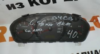 Запчасть спидометр Hyundai Grand Starex