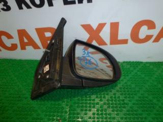 Запчасть зеркало заднего вида боковое переднее правое Kia Picanto