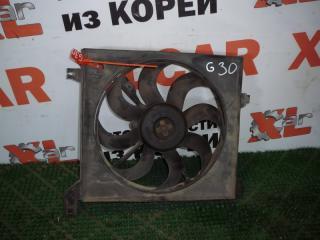 Вентилятор охлаждения радиатора Hyundai Elantra