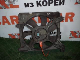 Вентилятор радиатора кондиционера Hyundai Elantra
