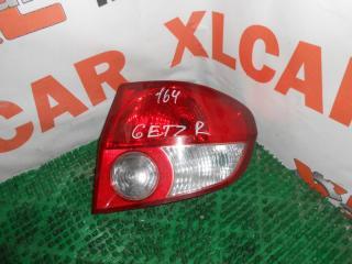 Задний фонарь задний правый Hyundai Getz