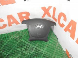 Подушка безопасности водителя Hyundai Santa Fe