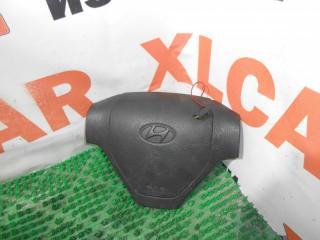 Запчасть подушка безопасности водителя Hyundai Getz