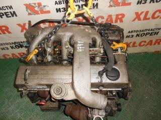Двигатель SsangYong Musso