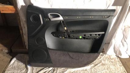 Запчасть обшивка двери передняя правая Porsche Cayenne 2003