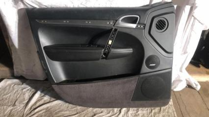 Обшивка двери передняя левая Porsche Cayenne 2003 955 9PA M48.00 Б/У