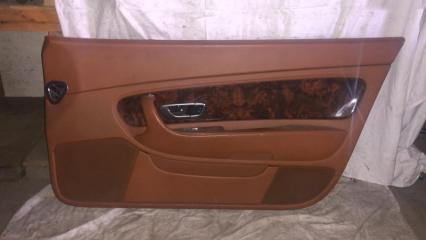 Запчасть обшивка двери передняя правая Bentley Continental GT