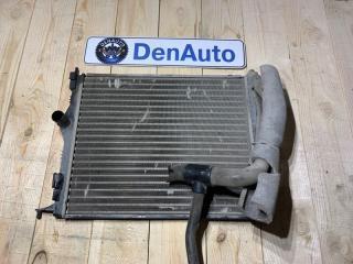 Запчасть радиатор двс Renault Logan 2013