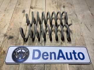 Пружина задняя Renault Logan 2013