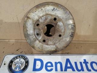 Запчасть тормозной диск задний правый Daewoo Magnus 2001