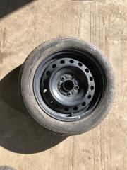 Колесо R16 / 205 / 65 Dunlop Sport BluResponse 5x112 штамп.  (б/у)