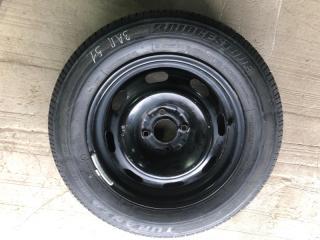 Колесо R15 / 195 / 65 Bridgestone Turza er30 4x108 штамп.  (б/у)