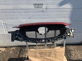 Запчасть решетка радиатора передняя Mazda CX-5 2017