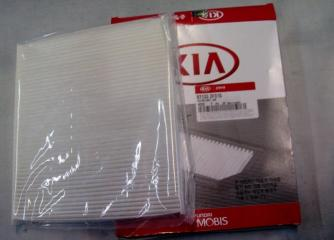 Запчасть фильтр салонный Kia Cerato 2007
