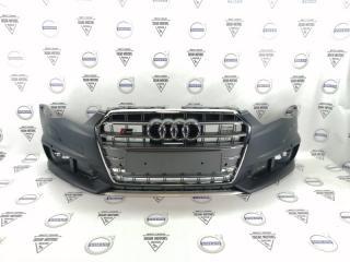 Запчасть бампер передний Audi A6 2017
