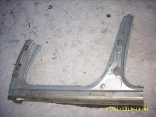 Порог кузова левый Subaru Forester 2002