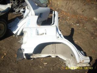 Крыло заднее правое Mitsubishi Pajero IO 1999