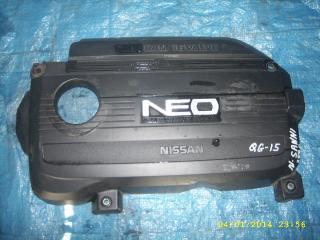 Крышка ДВС (декоративная) Nissan Sunny 2000